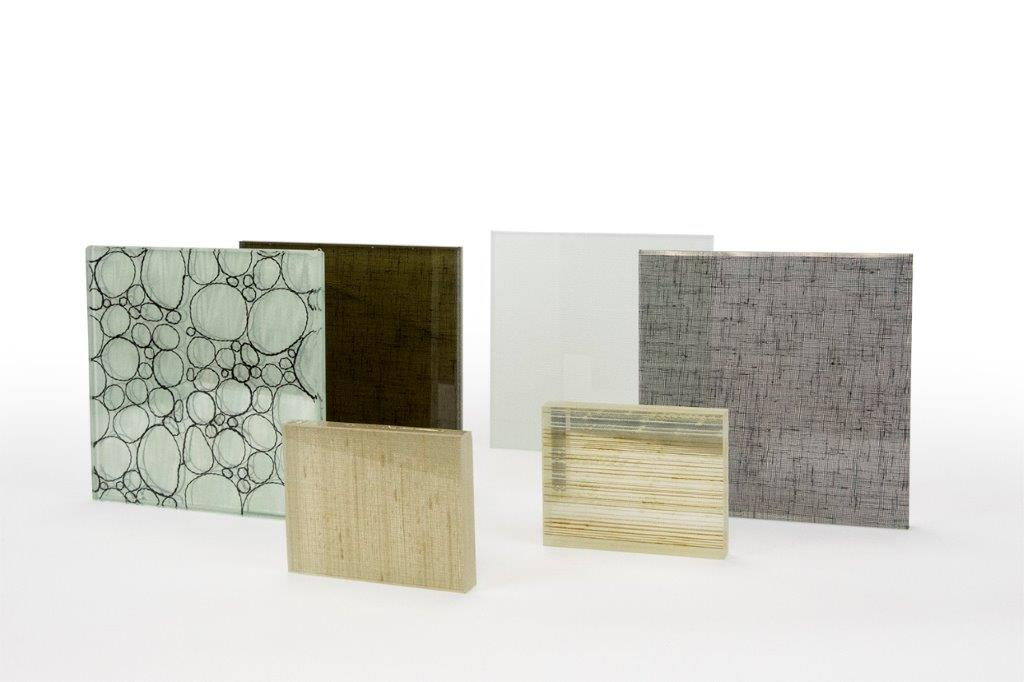 Custom Laminated Glass Products